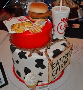 Cake-Chick-Fil-A