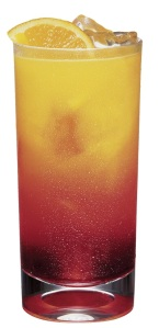 Southwest Sunset Margarita